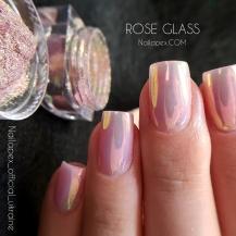 Втирка ROSE GLASS Nailapex