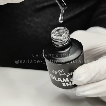 Nailapex «Glam Shine» Топ с ULTRA глянцем