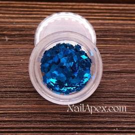 Ромбы для декора — Синий