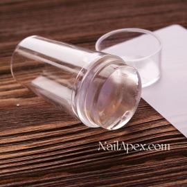 Штамп прозрачный силиконовый (маленький)