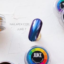NailApex зеркальная втирка «JUKE» №7
