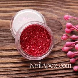 Песок №62 Цвет «Кармин» (оттенок красного)