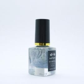 Nail Apex лак для стемпинга — Серебро (10ml)
