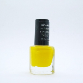 Nail Apex лак для стемпинга №04 — Желтый (10ml)