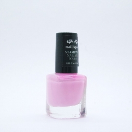 Nail Apex лак для стемпинга №14 — Светло-розовый (10ml)