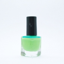 Nail Apex лак для стемпинга №15 — Светло-зеленый (10ml)