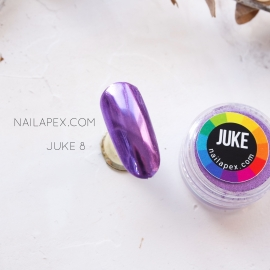 NailApex зеркальная втирка «JUKE» №8