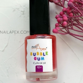 NAILAPEX Масло для кутикулы «NEW BUBBLE-GUM»