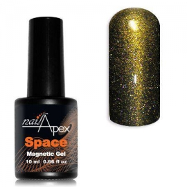 NailApex Space Magnetic №15 Gel (10мл) гель-лак