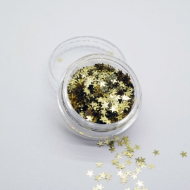 Декор для ногтей - №110 Золотая звездочка