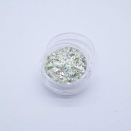 Слюда (№113) Мелкое серебро