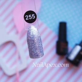 NailApex №255 гель-лак «Shimmer»