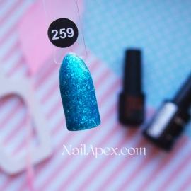 NailApex №259 гель-лак «Shimmer»