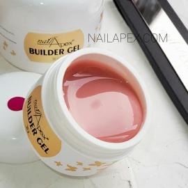 NailApex Моделирующий Крем гель «Powdery» (30g) Builder Gel — гель для ногтей