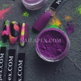 Пигмент Nailapex фиолетовый (номер 10)