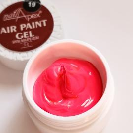 NailApex Гель-краска «Air-paint » №19