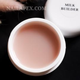Моделирующий крем-гель НейлАпекс «Milk Builder» (30g)
