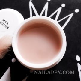 Моделирующий крем-гель Nailapex «Milk Builder» (50g)