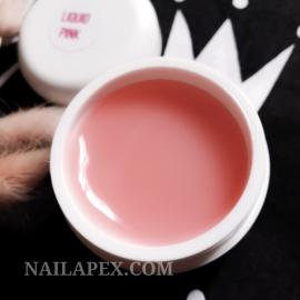 Моделирующий крем-гель Nailapex «Liquid Pink» (30g)