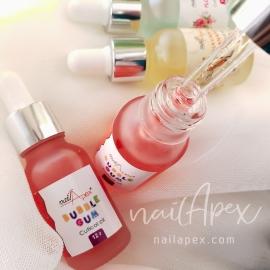 Масло Nailapex с пипеткой «Bubble-Gum »