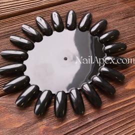 Ромашка-палитра (черная)