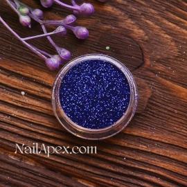 Песок №181 — Яркий ультрамарин (с блеском)