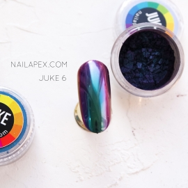 NailApex зеркальная втирка «JUKE» №6