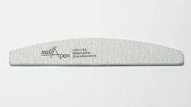 NailApex пилка лодка серая 150/150 (средней жесткости)