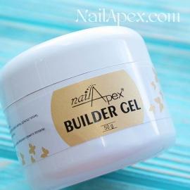 NailApex Моделирующий Крем гель «Pink Builder» (50g) Builder Gel — гель для ногтей