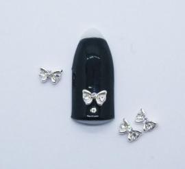 Броши для ногтей - Бант «Бабочка» маленький (A159-01)