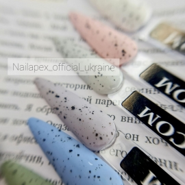 Nailapex DOTS MATTE Top Gel Матовый Топ