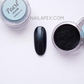 Жемчужная втирка «Pearl Powder» Черный жемчужный оттенок (№3)
