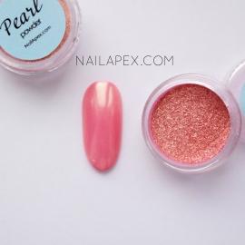 Жемчужная втирка «Pearl Powder» Розовый жемчужный оттенок (№4)