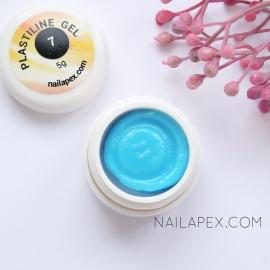 Пластилин гель для лепки Нейлапекс №7 (5g)