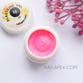 Пластилин гель для лепки Нейлапекс №10 (5g)