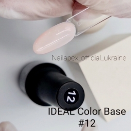 Цветная База Nailapex — №12 Ideal Color