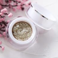 NailApex гель-краска Fantastik «BRILLIANCE» №002 — Яркое Золото