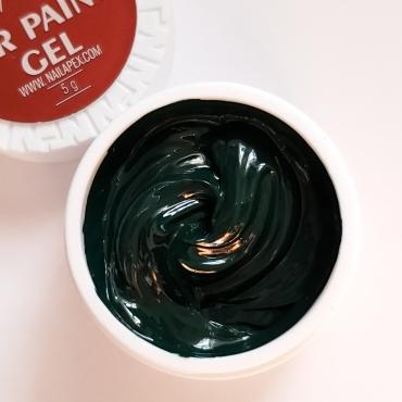 NailApex Гель-краска «Air-paint » №21 Тёмная бутылка