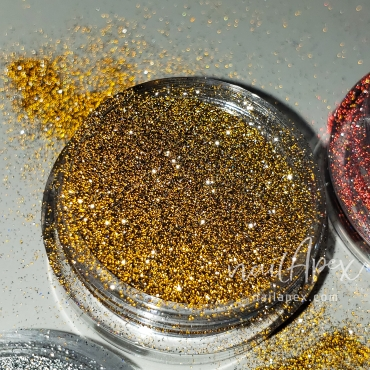 Светоотражающий песок Nailapex №2