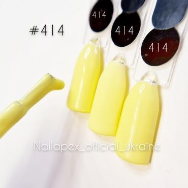 NailApex №414 гель-лак