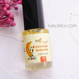 NAILAPEX Масло для кутикулы «HAVANA-BANANA»