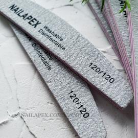 Пилка Nailapex 120/120