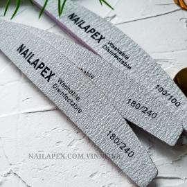 Пилка Nailapex 180/240