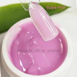 Моделирующий крем-гель НейлАпекс «Bubble Pink» (30g)