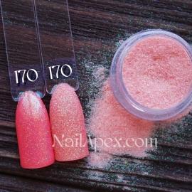 Песок Серия «Мармелад» №170 Мандариновый цвет