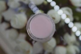 Полимер - Белый с легким оттенком розового