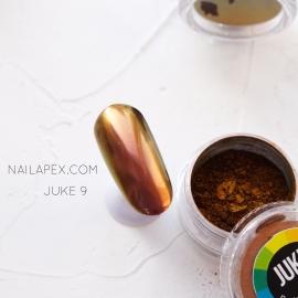 NailApex зеркальная втирка «JUKE» №9