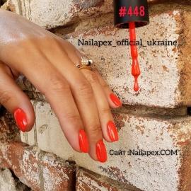 Гель-лак Nailapex NEON №448 (6мл)